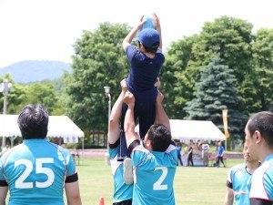 体験型の運動イベント「スポーツチャレンジ」