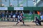 日本最高峰のプレーを体感 旭川で女子ソフト公式4試合