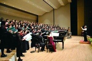 北彩都合唱団 唱学舎 創立10周年記念演奏会 「旭川の歴史を語り継ぐ 北の唱人コンサート」