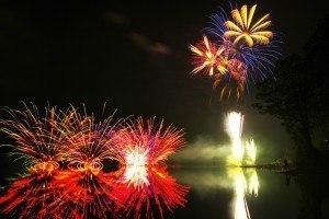 第38回 朱鞠内湖湖水祭