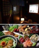 地鶏料理と旬魚 楽いち