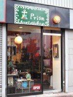 手作りガラスと小物 Prism