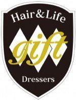 gift  Hair&Life Dressers  -ギフト-