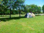 春光台公園グリーンスポーツ施設キャンプ場