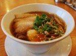 煮干中華 ゆきと花