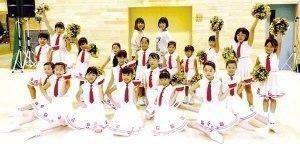 チアダンスチーム「ARKC」