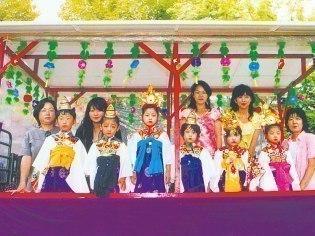 上川神社例大祭