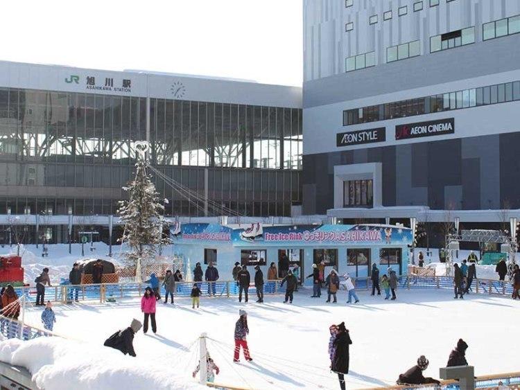旭川駅周辺で冬のアクティビティ楽しもう - / 旭川・道北のニュース ...