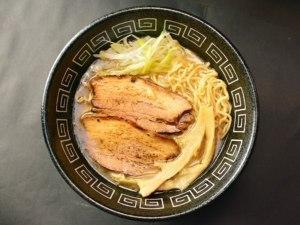 旭川ぶたラーメン麺屋まる
