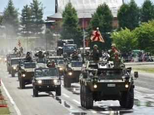 陸上自衛隊第2師団