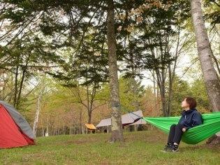 当麻キャンプ場