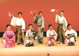 新日本民謡舞踊なでしこ会