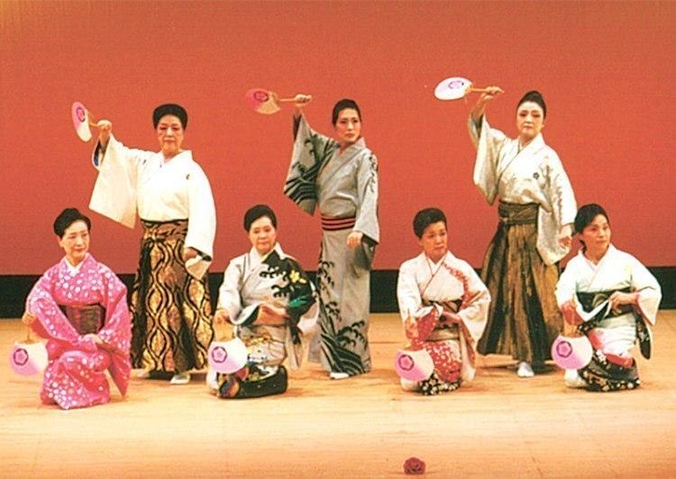 庶民に受け継がれてきた 民謡舞踊の発表会 - 新日本民謡舞踊なでしこ会 ...