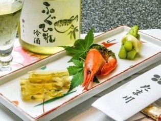日本料理たま川