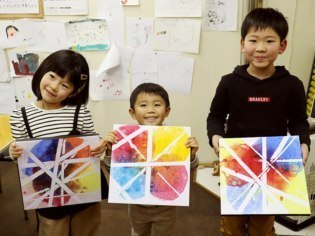 こどもアート教室&ギャラリー「ツックル」