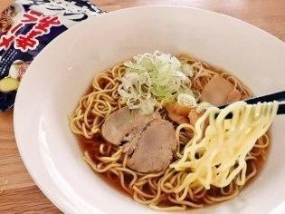 藤原製麺×生姜ラーメンみづの